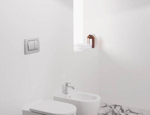 Sanitari Blend – Miscelatore bidet Joy  Design: Palomba Serafini Associati